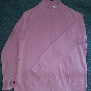 Ladies lavendar sweater